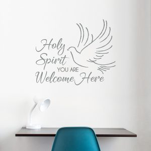 Holy Spirit Wall Decal