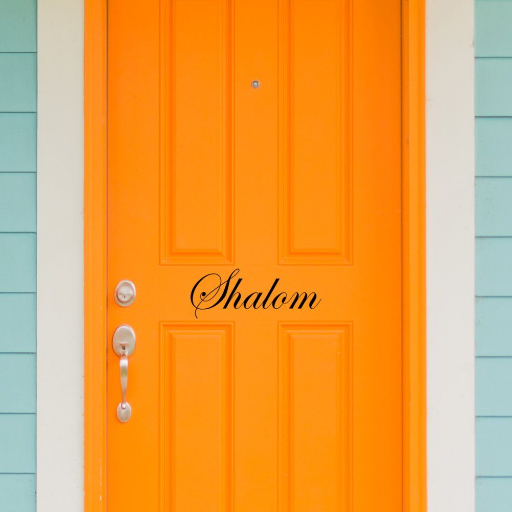 Peace and Wholeness at Your Front Door